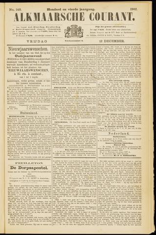Alkmaarsche Courant 1902-12-12
