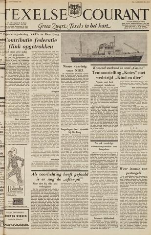 Texelsche Courant 1970-11-03