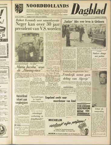 Noordhollands Dagblad : dagblad voor Alkmaar en omgeving 1961-05-27