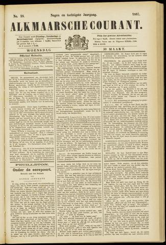 Alkmaarsche Courant 1887-03-30