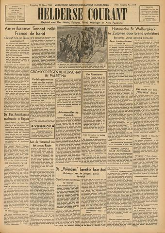 Heldersche Courant 1948-03-31