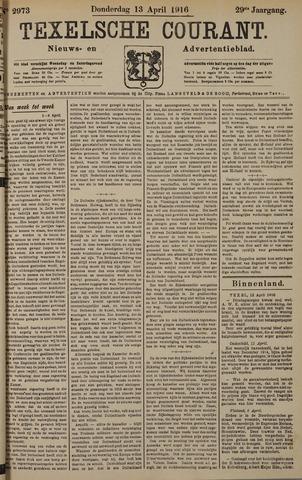 Texelsche Courant 1916-04-13