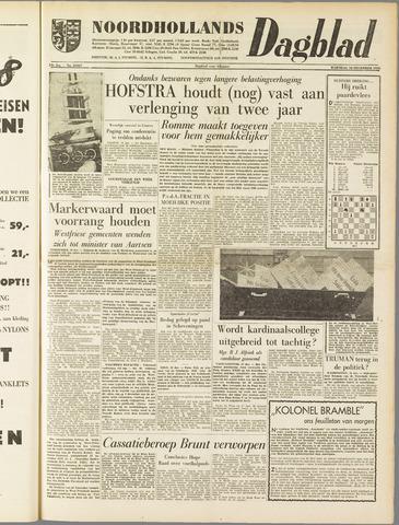 Noordhollands Dagblad : dagblad voor Alkmaar en omgeving 1958-12-10