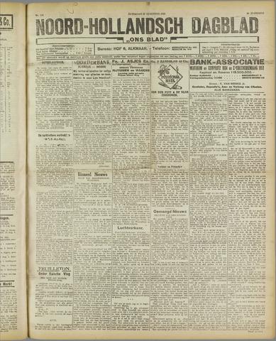 Ons Blad : katholiek nieuwsblad voor N-H 1921-08-27