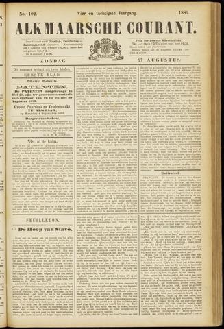 Alkmaarsche Courant 1882-08-27