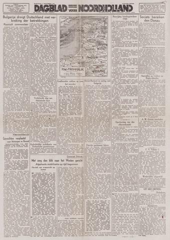 Dagblad Noord-Holland, Schager editie 1944-09-06