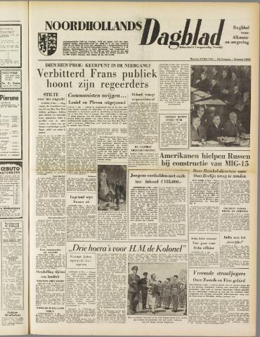 Noordhollands Dagblad : dagblad voor Alkmaar en omgeving 1954-05-10