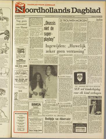 Noordhollands Dagblad : dagblad voor Alkmaar en omgeving 1968-10-19
