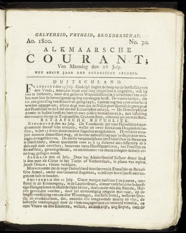 Alkmaarsche Courant 1800-07-28