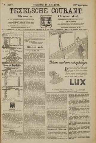 Texelsche Courant 1923-05-16
