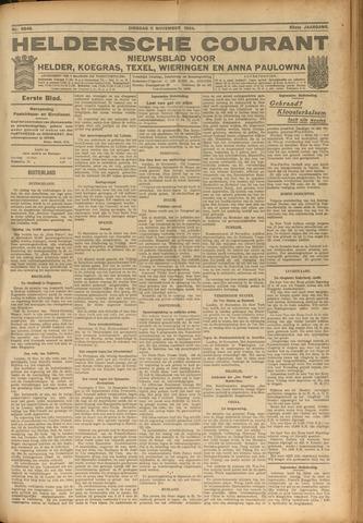 Heldersche Courant 1924-11-11