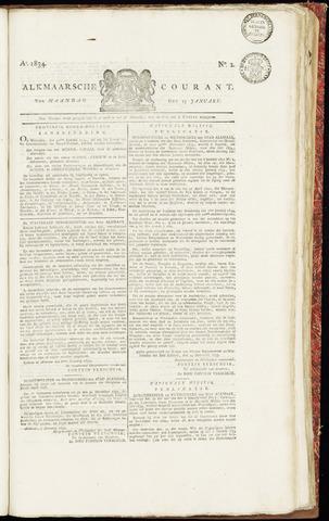 Alkmaarsche Courant 1834-01-13