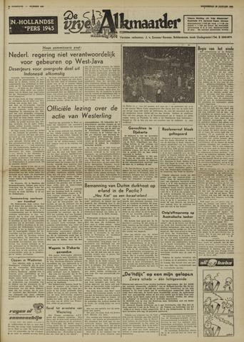 De Vrije Alkmaarder 1950-01-26