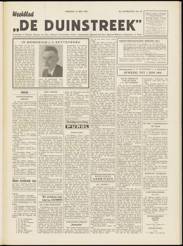 De Duinstreek 1954-05-14