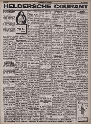 Heldersche Courant 1918-10-29