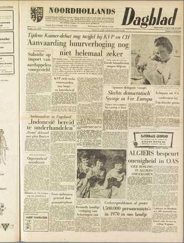 Noordhollands Dagblad : dagblad voor Alkmaar en omgeving 1962-06-08