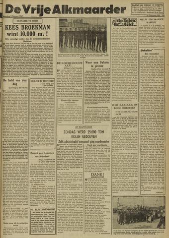 De Vrije Alkmaarder 1947-02-03