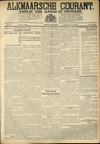 Alkmaarsche Courant 1933-05-02