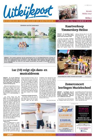 Uitkijkpost : nieuwsblad voor Heiloo e.o. 2017-06-21