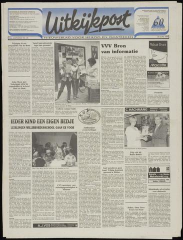 Uitkijkpost : nieuwsblad voor Heiloo e.o. 1994-06-22