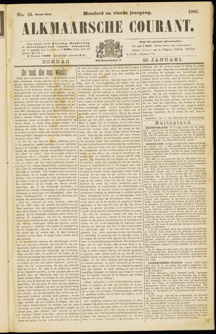 Alkmaarsche Courant 1902-01-26