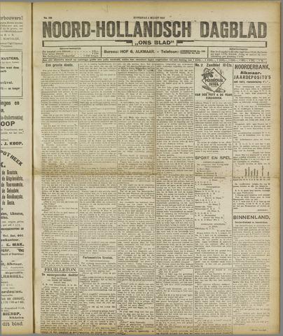 Ons Blad : katholiek nieuwsblad voor N-H 1921-03-05