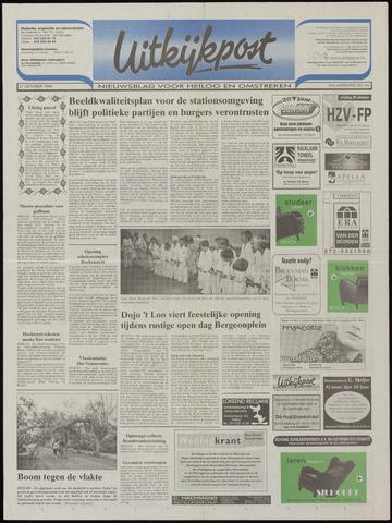 Uitkijkpost : nieuwsblad voor Heiloo e.o. 1999-10-27