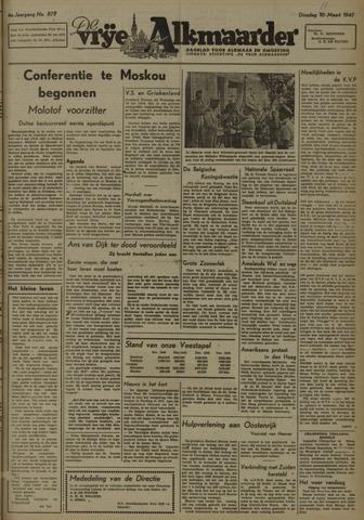 De Vrije Alkmaarder 1947-03-11