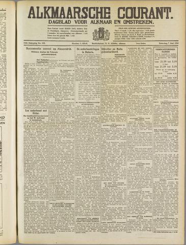 Alkmaarsche Courant 1941-06-07
