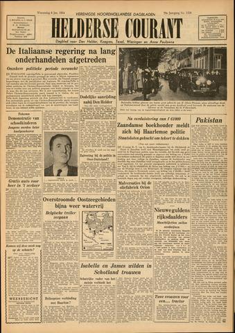 Heldersche Courant 1954-01-06