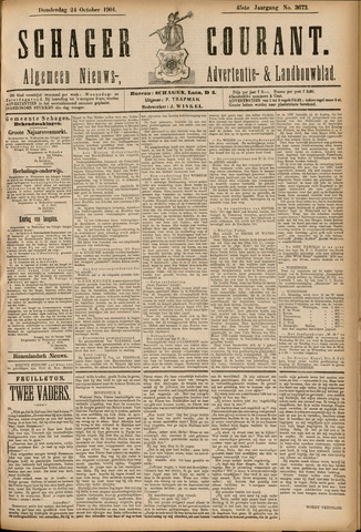 Schager Courant 1901-10-24