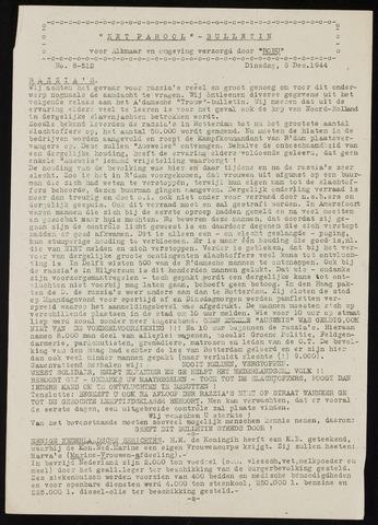 De Vrije Alkmaarder 1944-12-05