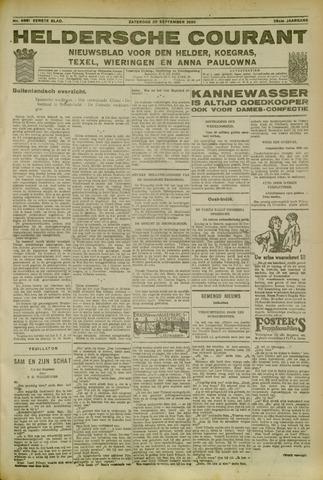 Heldersche Courant 1930-09-20