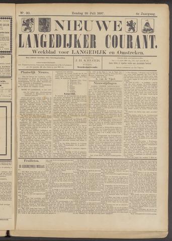 Nieuwe Langedijker Courant 1897-07-25