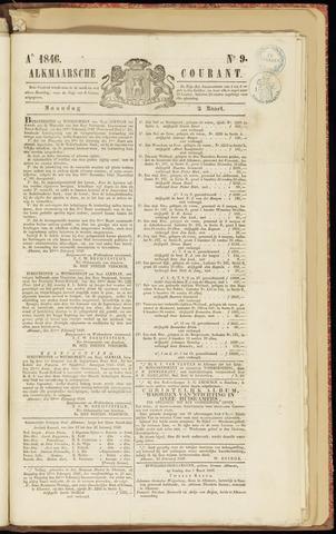 Alkmaarsche Courant 1846-03-02