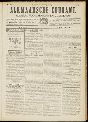 Alkmaarsche Courant 1910-09-20