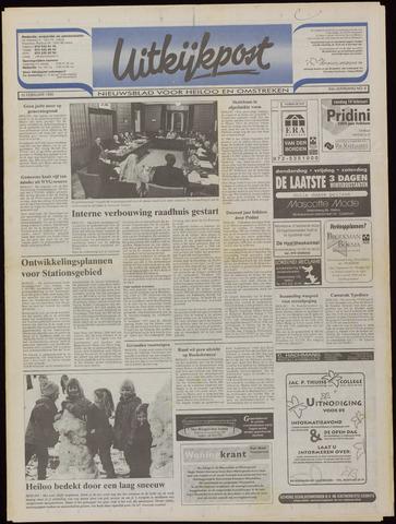 Uitkijkpost : nieuwsblad voor Heiloo e.o. 1999-02-10