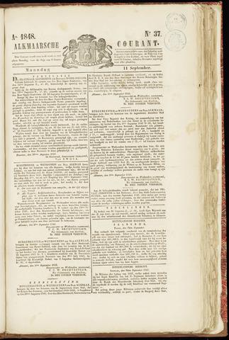 Alkmaarsche Courant 1848-09-11