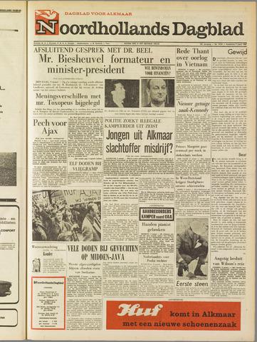 Noordhollands Dagblad : dagblad voor Alkmaar en omgeving 1967-03-09