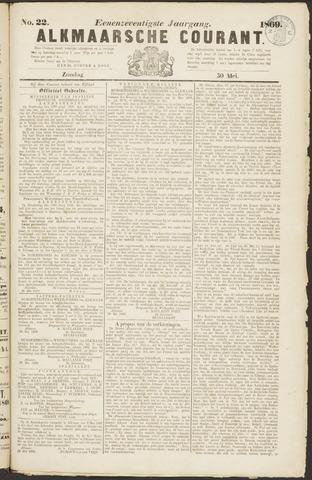 Alkmaarsche Courant 1869-05-30