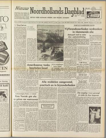 Nieuw Noordhollandsch Dagblad : voor Alkmaar en omgeving 1951-02-10
