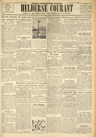 Heldersche Courant 1949-09-10