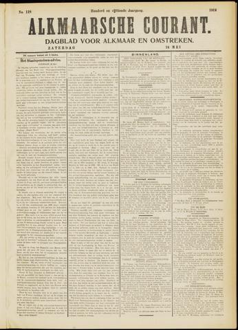 Alkmaarsche Courant 1913-05-24