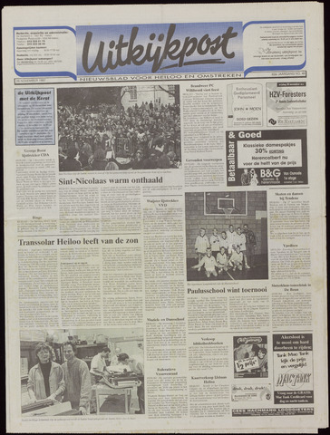 Uitkijkpost : nieuwsblad voor Heiloo e.o. 1997-11-26