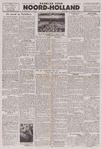 Dagblad Noord-Holland, Schager editie 1943-06-10