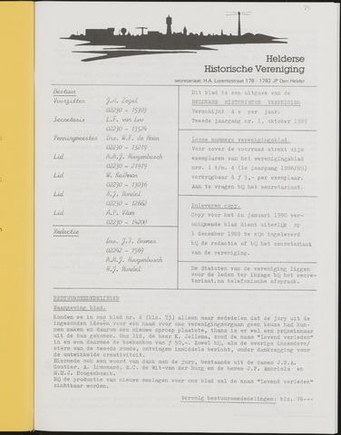 Levend Verleden 1989-10-01