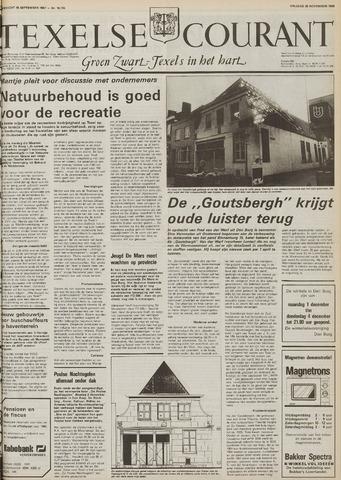 Texelsche Courant 1986-11-28