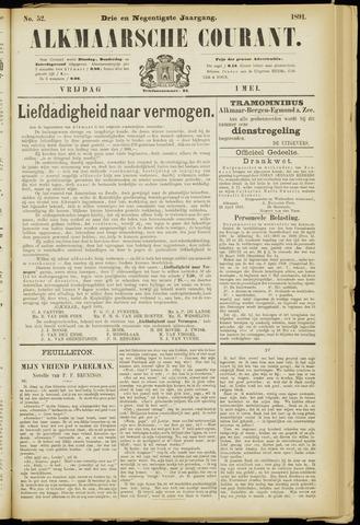 Alkmaarsche Courant 1891-05-01