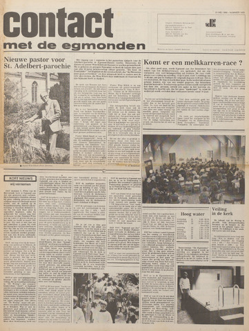 Contact met de Egmonden 1980-05-21