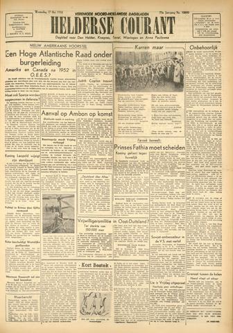 Heldersche Courant 1950-05-17